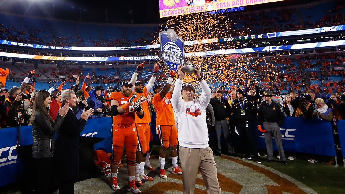 6ea22490 Noting the 2015 Dr Pepper ACC Football Championship Game - Atlantic ...