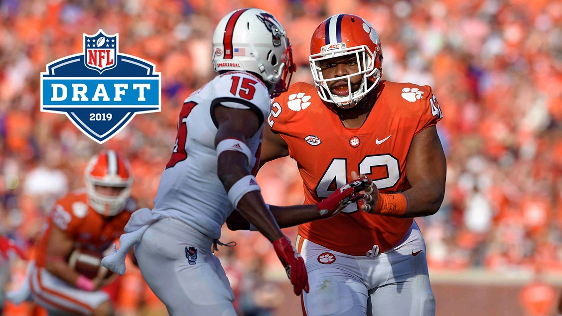 14bd7947 2019 NFL Draft Preview - Atlantic Coast Conference | Official ...