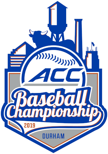 photo regarding Acc Printable Bracket identified as 2019 Mens Baseball Championship - Atlantic Coastline Meeting