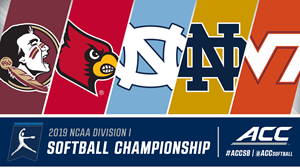 Florida State and Notre Dame Claim Weekly ACC Softball