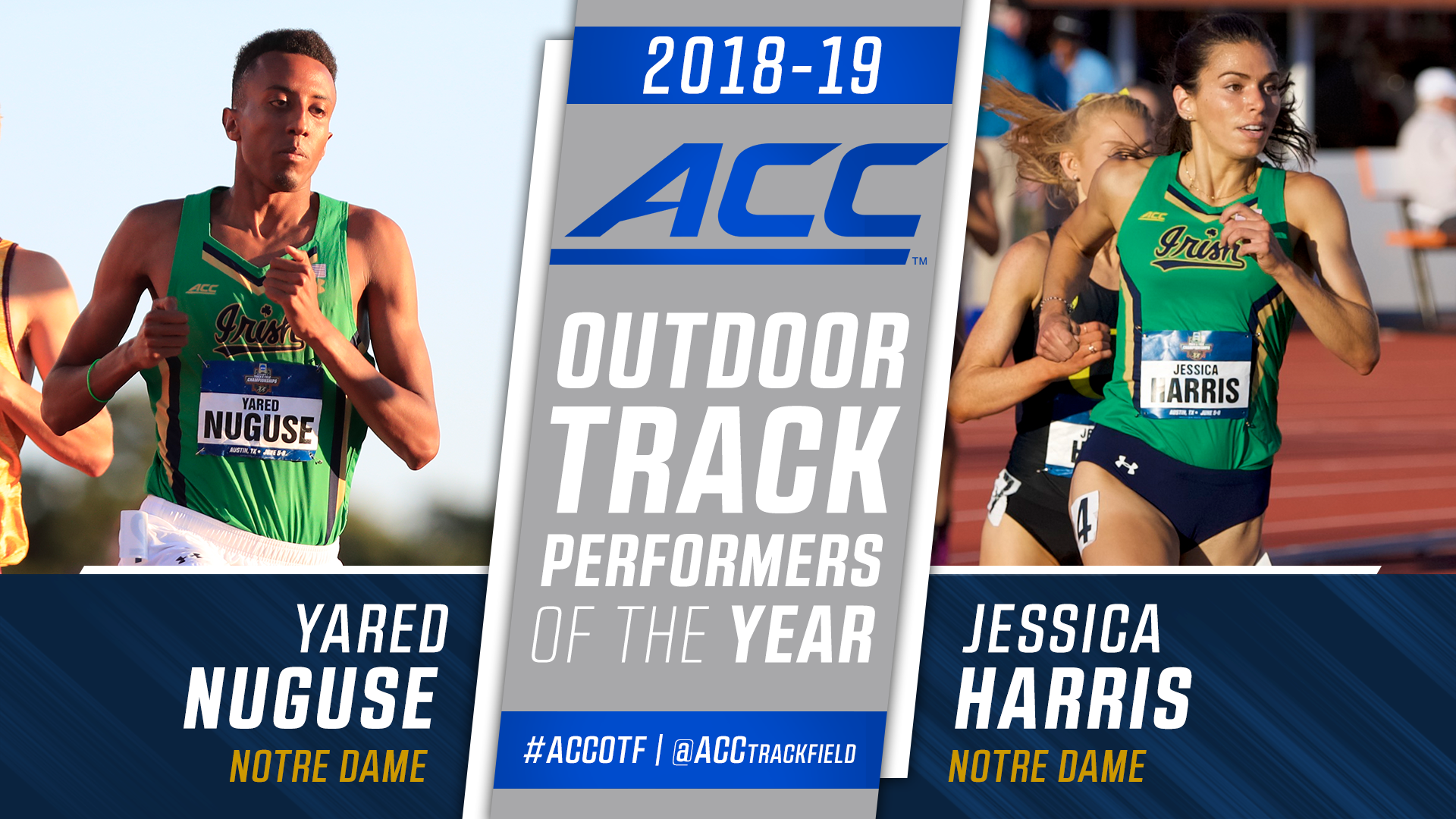 2019 Outdoor Track And Field Atlantic Coast Conference Official - Us-track-and-field-map-it