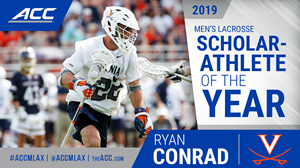 ACC Players Earns Men's Lacrosse All-America Honors