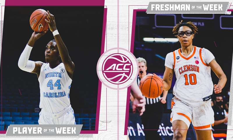 Janelle Bailey Named ACC Women's Basketball Player Of The Week